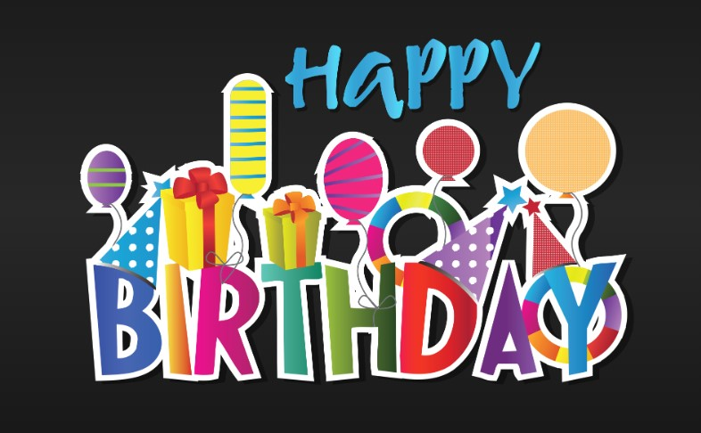 Birthday Clip Art Animation